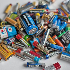 How to Dispose of Batteries (and Other Things)