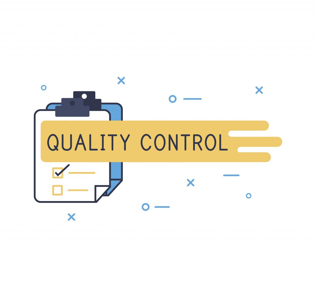 quality control illustration